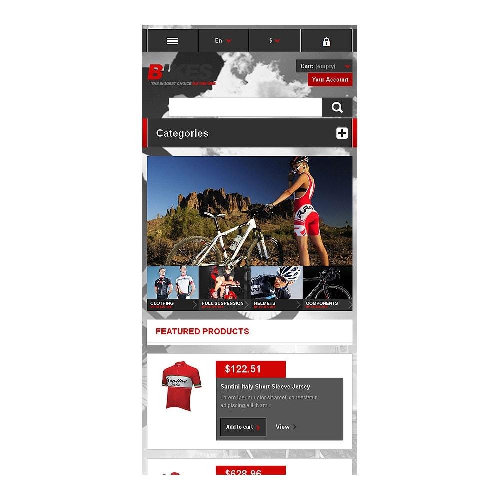 theme - Sports, Activities & Travel - Responsive Bikes Store - 9
