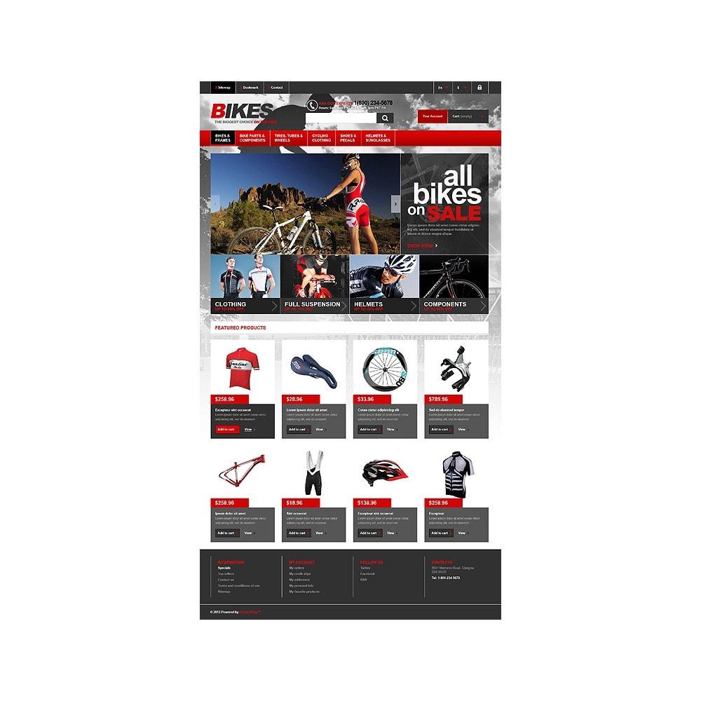 theme - Sports, Activities & Travel - Responsive Bikes Store - 11