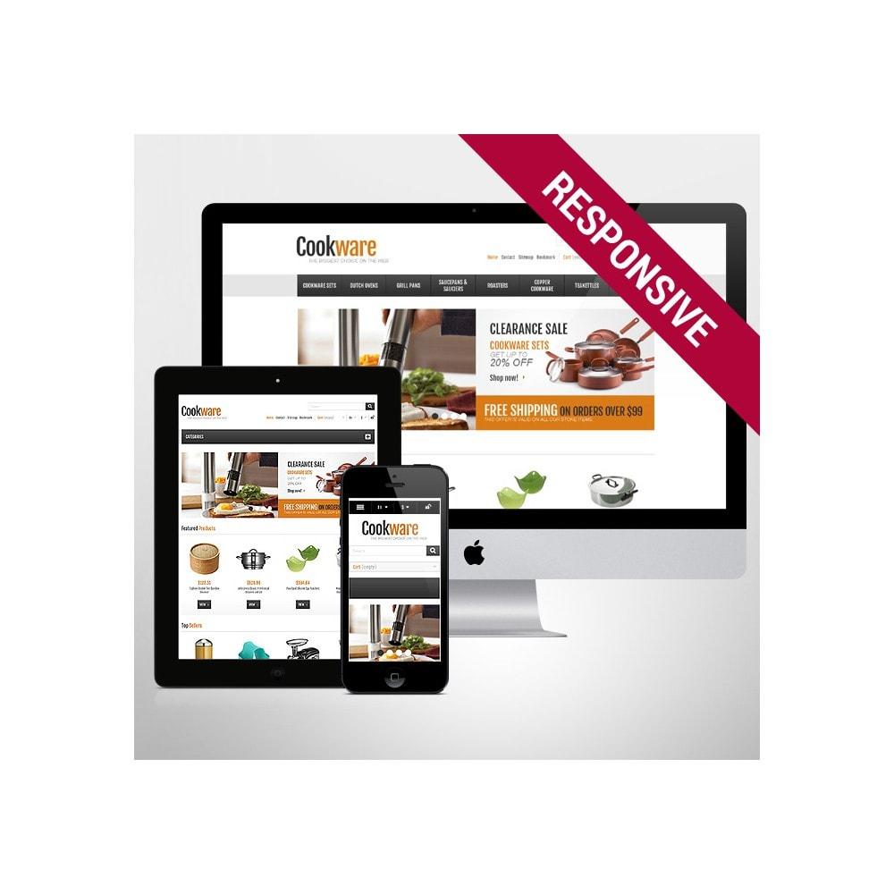 theme - Kunst & Kultur - Responsive Cookware Shop - 1
