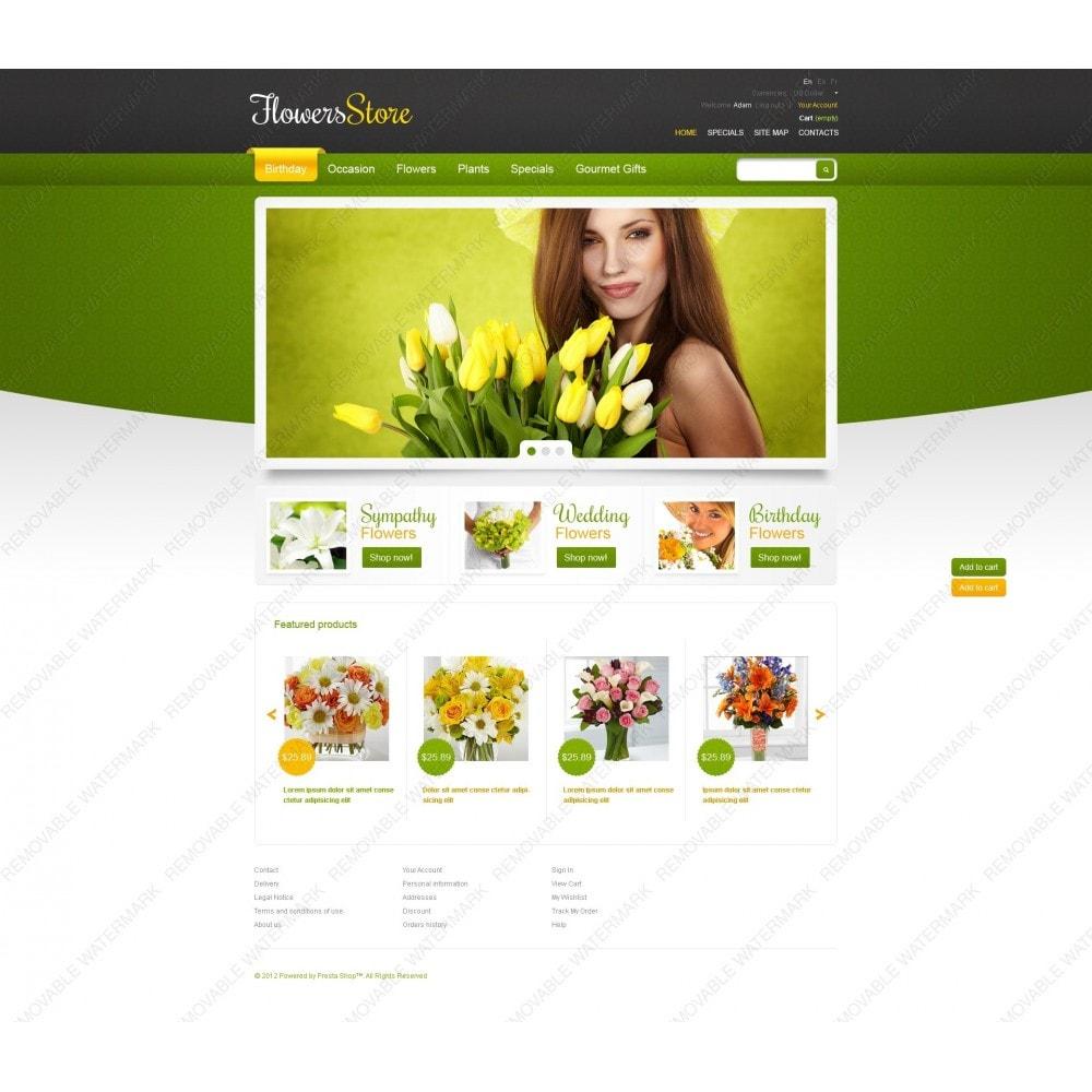 theme - Regalos, Flores y Celebraciones - Responsive Flowers Store - 6