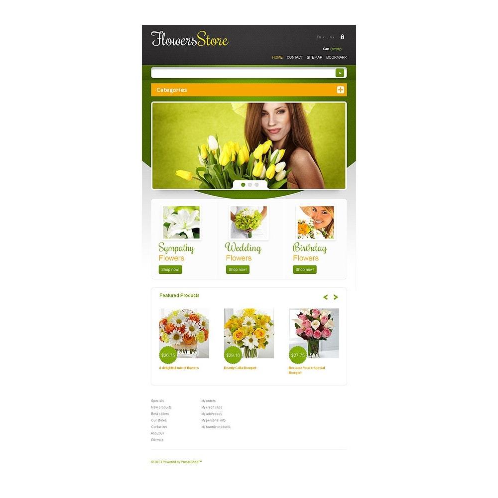 theme - Regalos, Flores y Celebraciones - Responsive Flowers Store - 8
