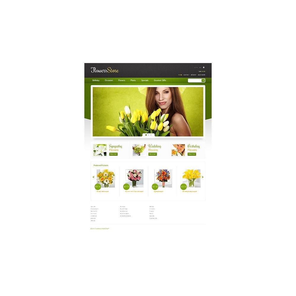theme - Подарки, Цветы и праздничные товары - Responsive Flowers Store - 11