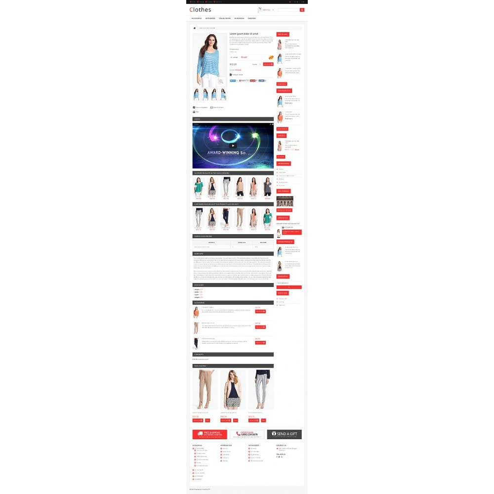 theme - Mode & Schoenen - Responsive Clothing Store - 7