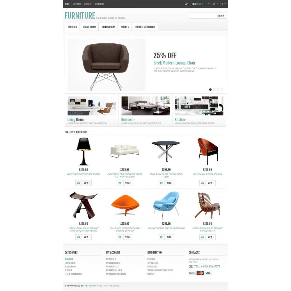 theme - Kunst & Kultur - Responsive Furniture Store - 2