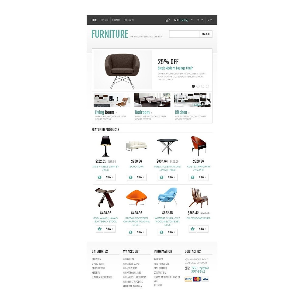 theme - Art & Culture - Responsive Furniture Store - 8