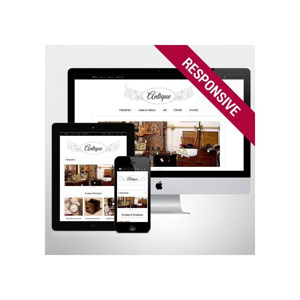 theme - Casa & Jardins - Responsive Antiques Store - 1
