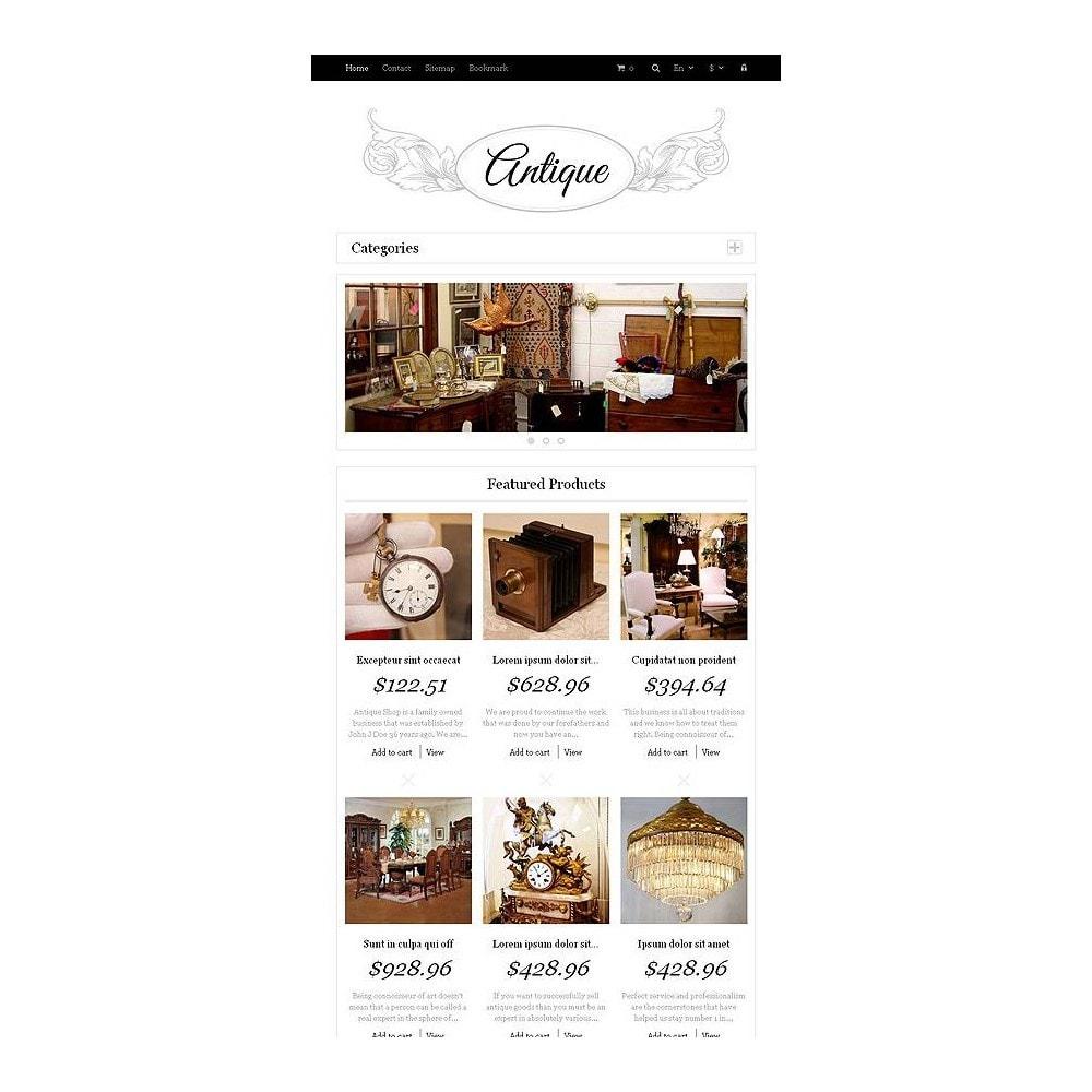 theme - Hogar y Jardín - Responsive Antiques Store - 8