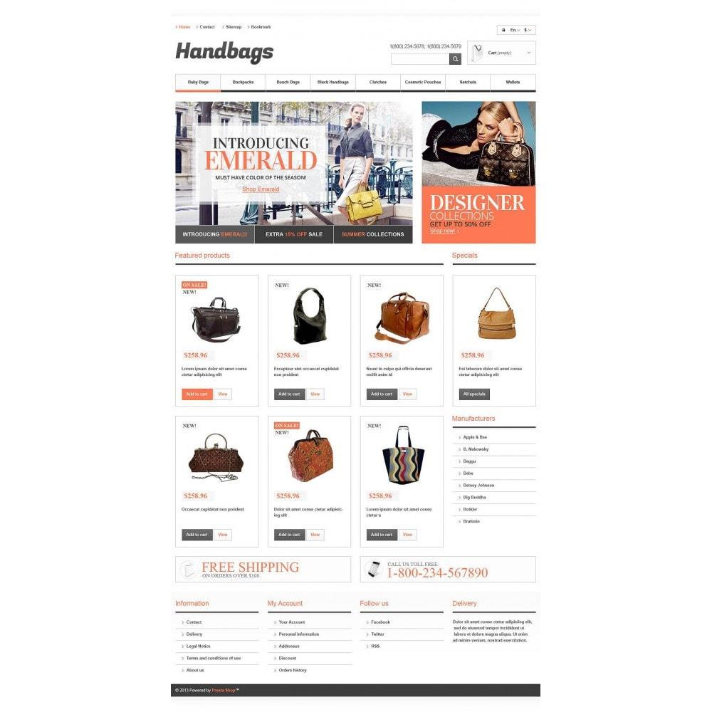 theme - Mode & Chaussures - Responsive Handbags Boutique - 2