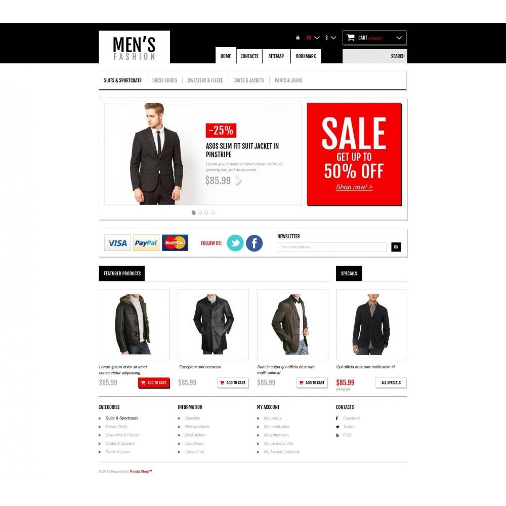 theme - Mode & Chaussures - Men's Fashion Boutique - 4