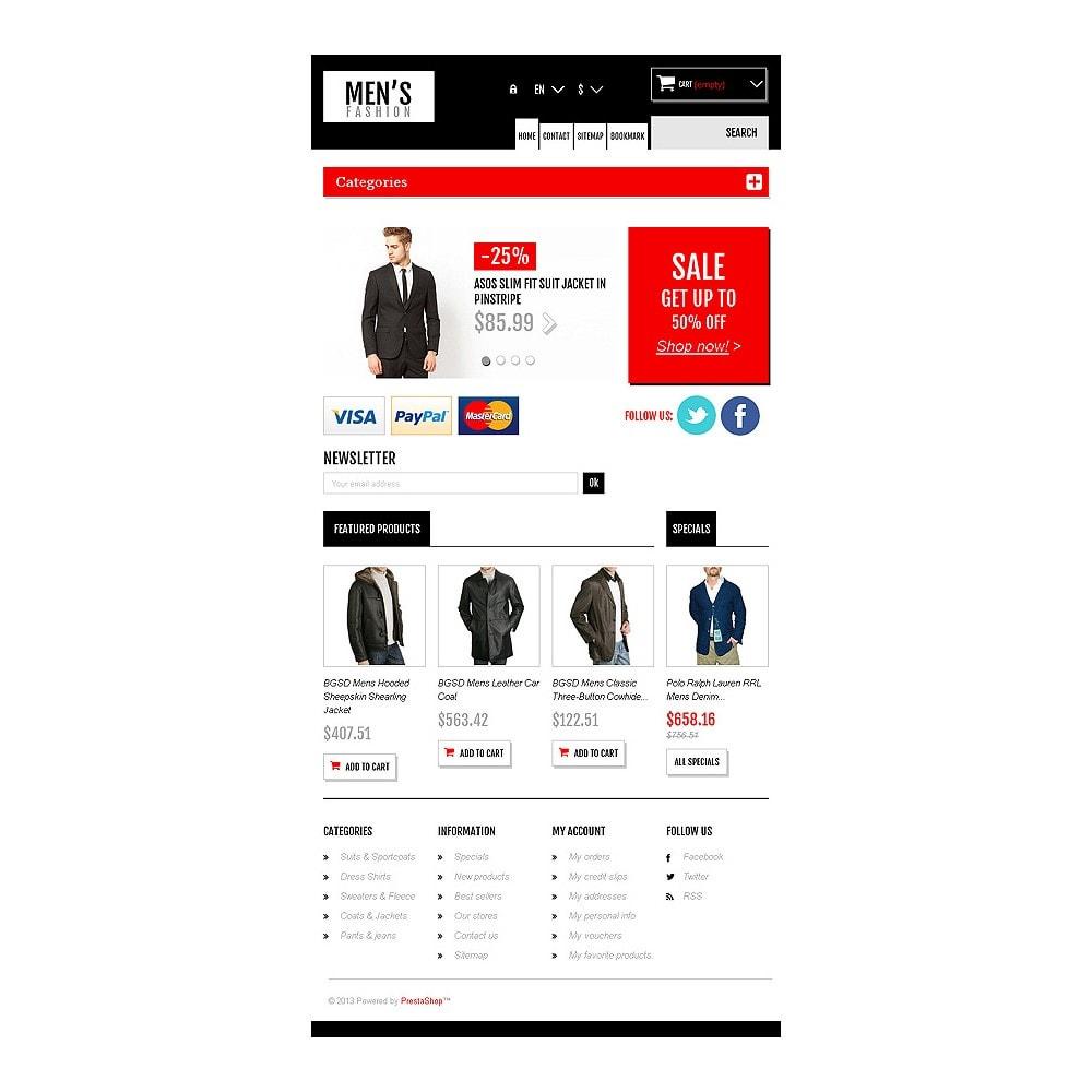 theme - Mode & Chaussures - Men's Fashion Boutique - 7