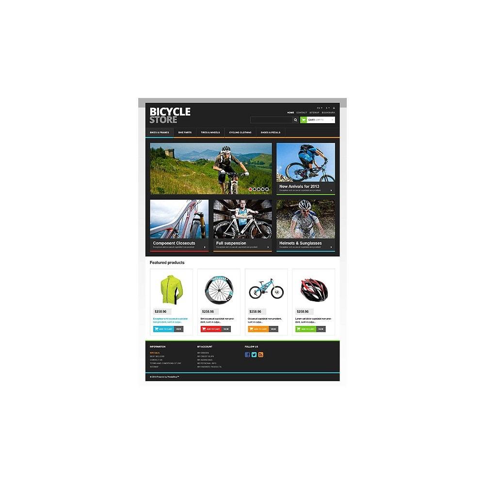 theme - Sport, Attività & Viaggi - Responsive Bicycle Store - 10
