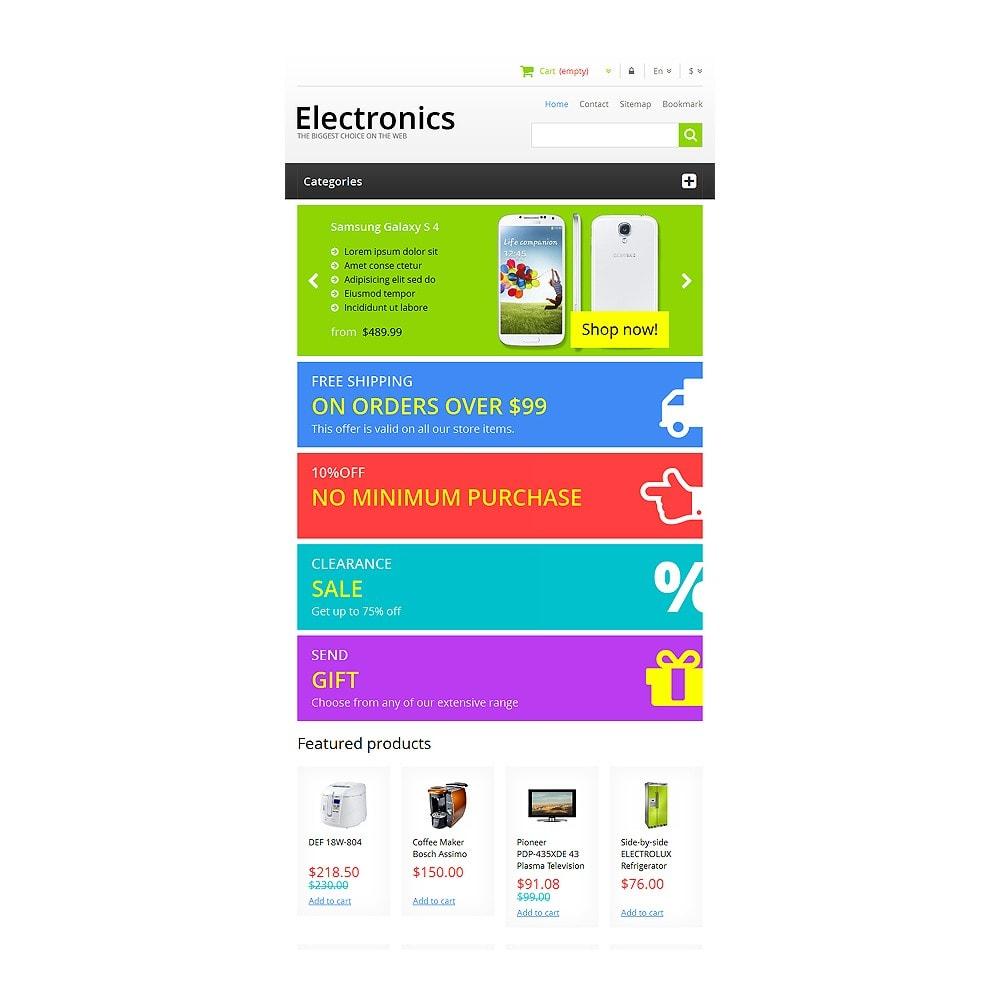 theme - Elektronika & High Tech - Responsive Electronics Store - 8