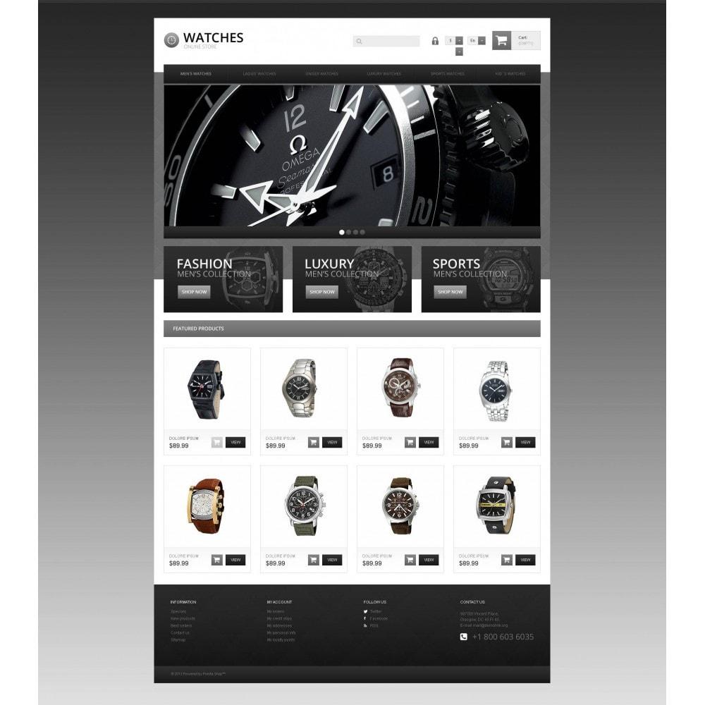 theme - Fashion & Shoes - Responsive Watch Store - 4