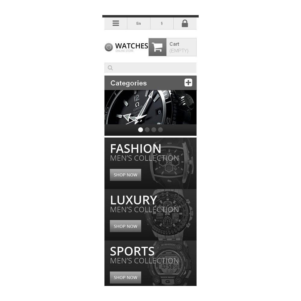 theme - Fashion & Shoes - Responsive Watch Store - 6