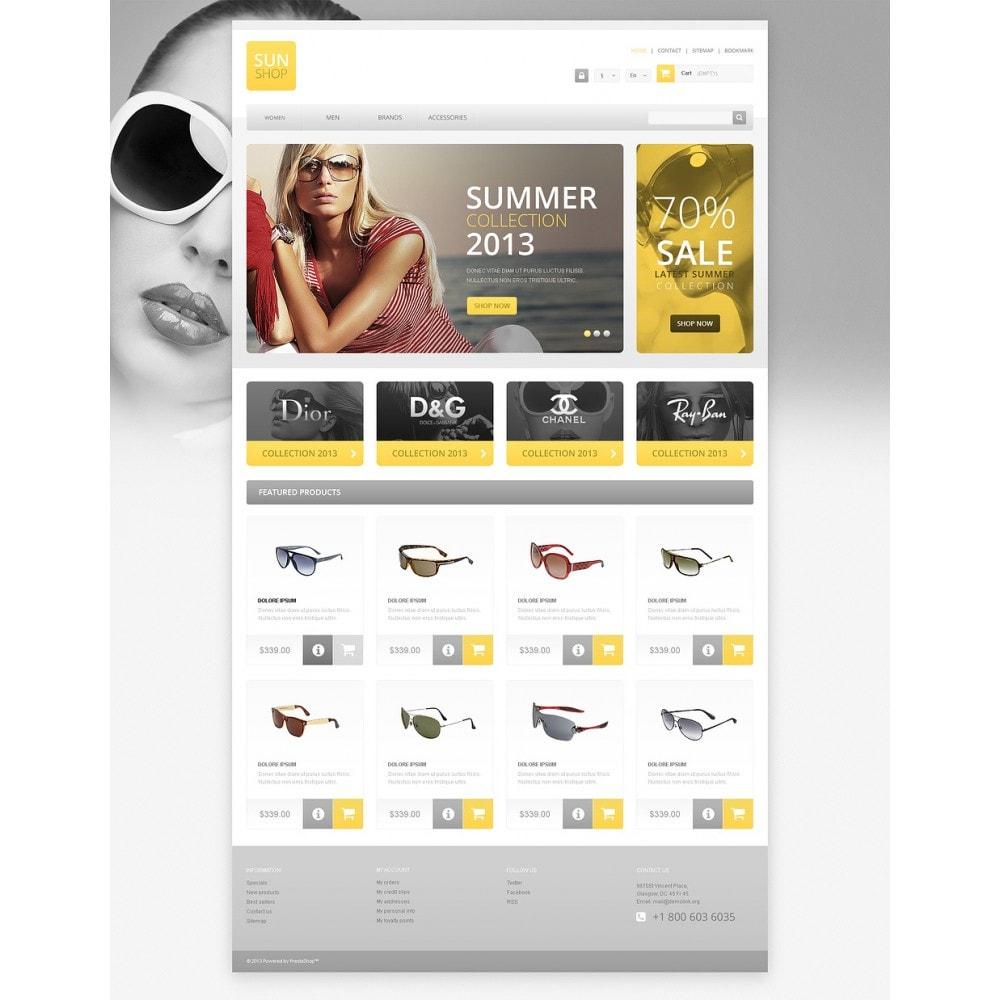 theme - Moda & Obuwie - Responsive Sun Shop - 2