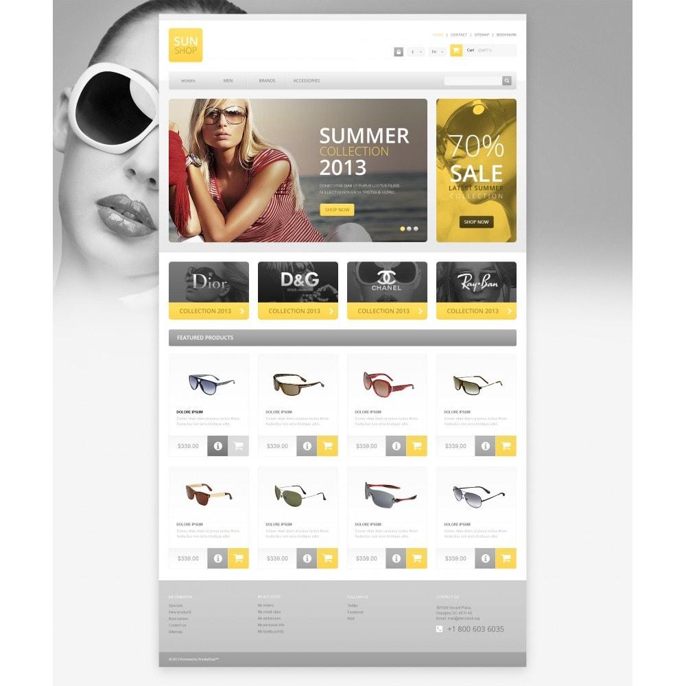 theme - Moda & Obuwie - Responsive Sun Shop - 4