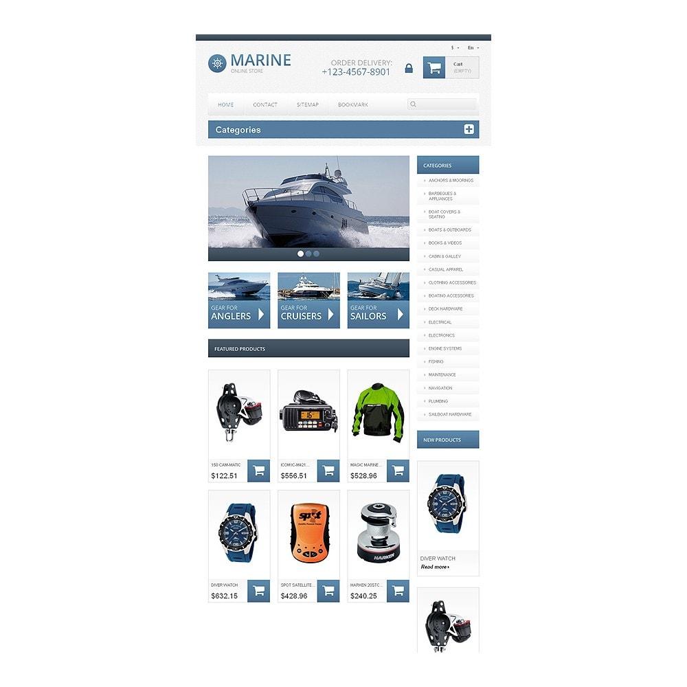 theme - Sport, Loisirs & Voyage - Responsive Marine Store - 8