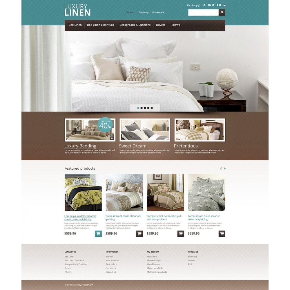 theme - Arte & Cultura - Linen Store - 2