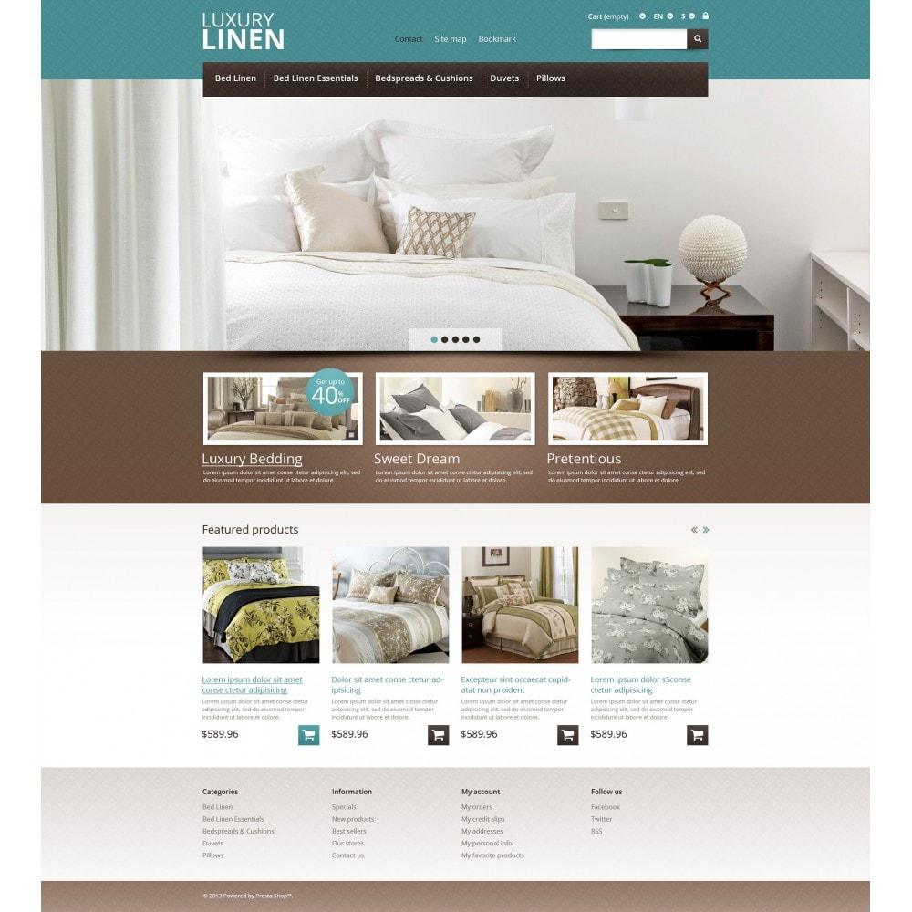 theme - Arte & Cultura - Linen Store - 4