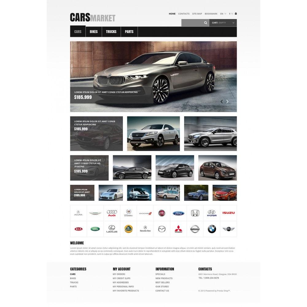 theme - Carros & Motos - Cars and Parts - 2
