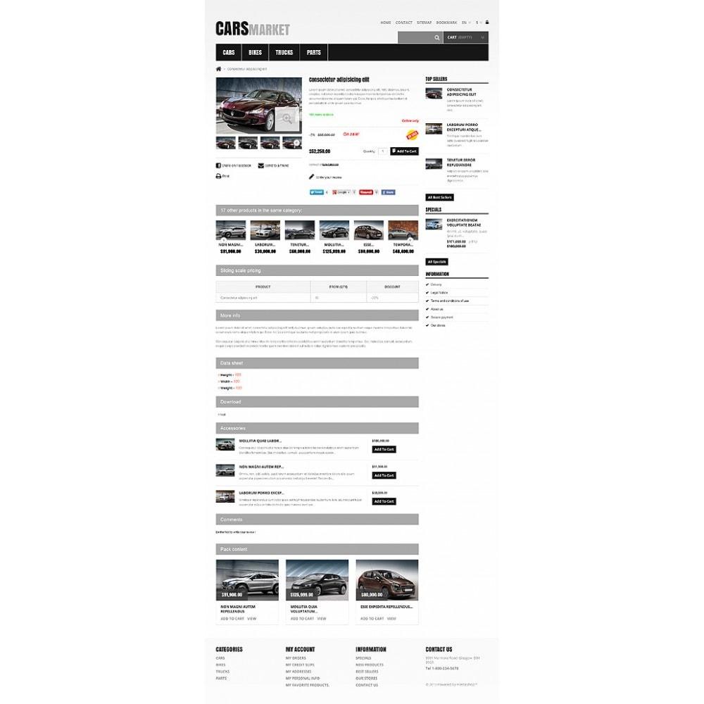 theme - Carros & Motos - Cars and Parts - 6