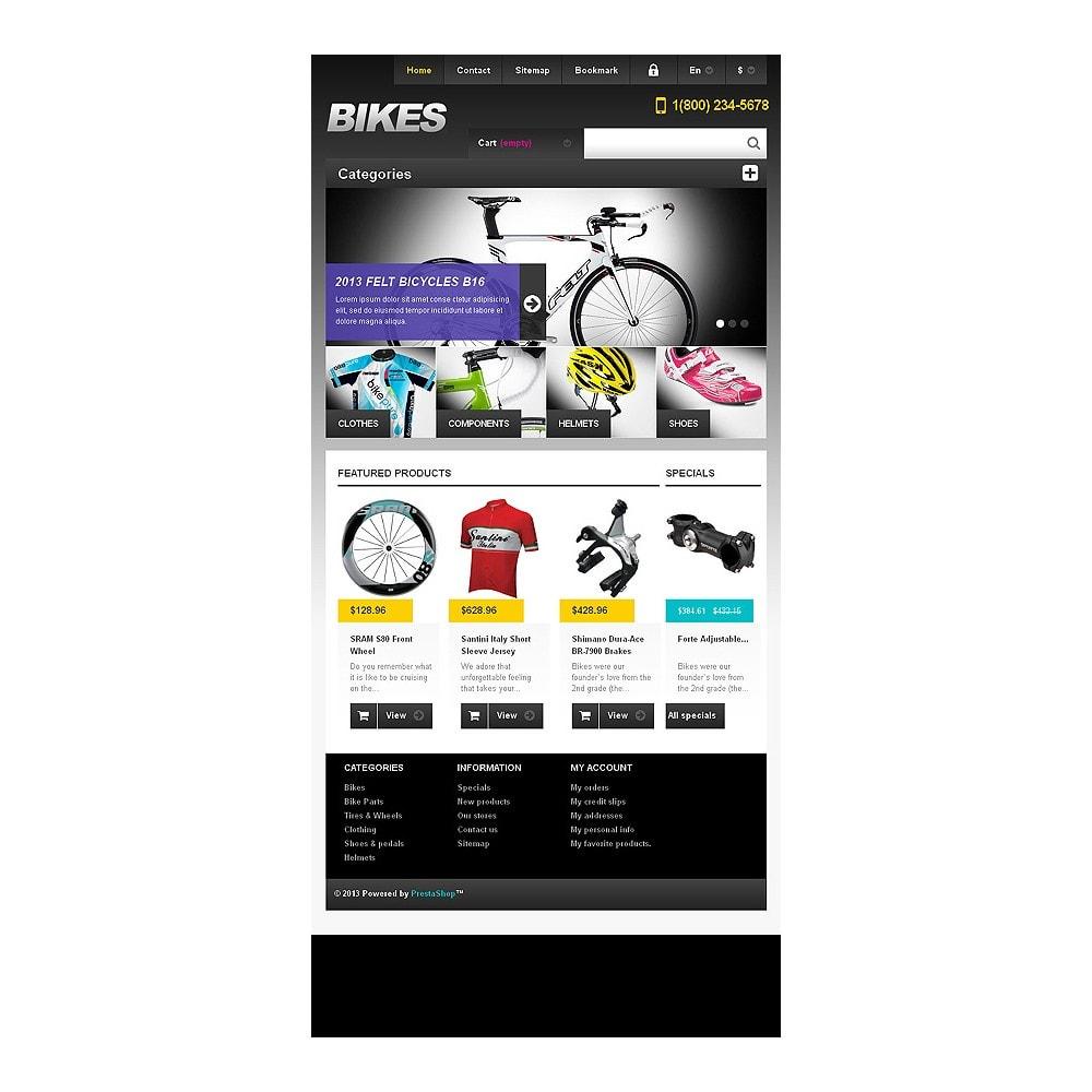 theme - Sport, Loisirs & Voyage - Responsive Bikes Store - 7