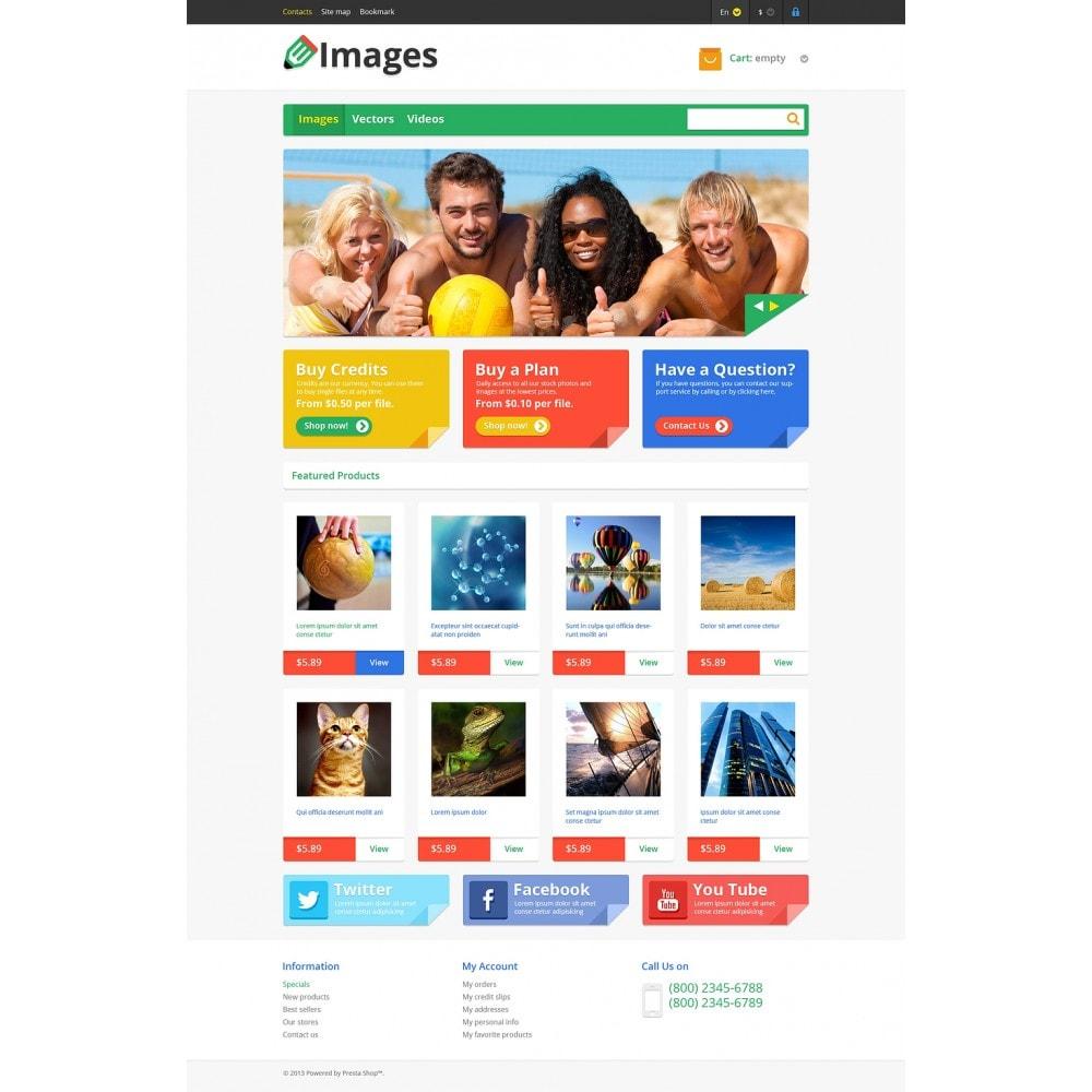 theme - Arte y Cultura - Responsive Images Store - 2