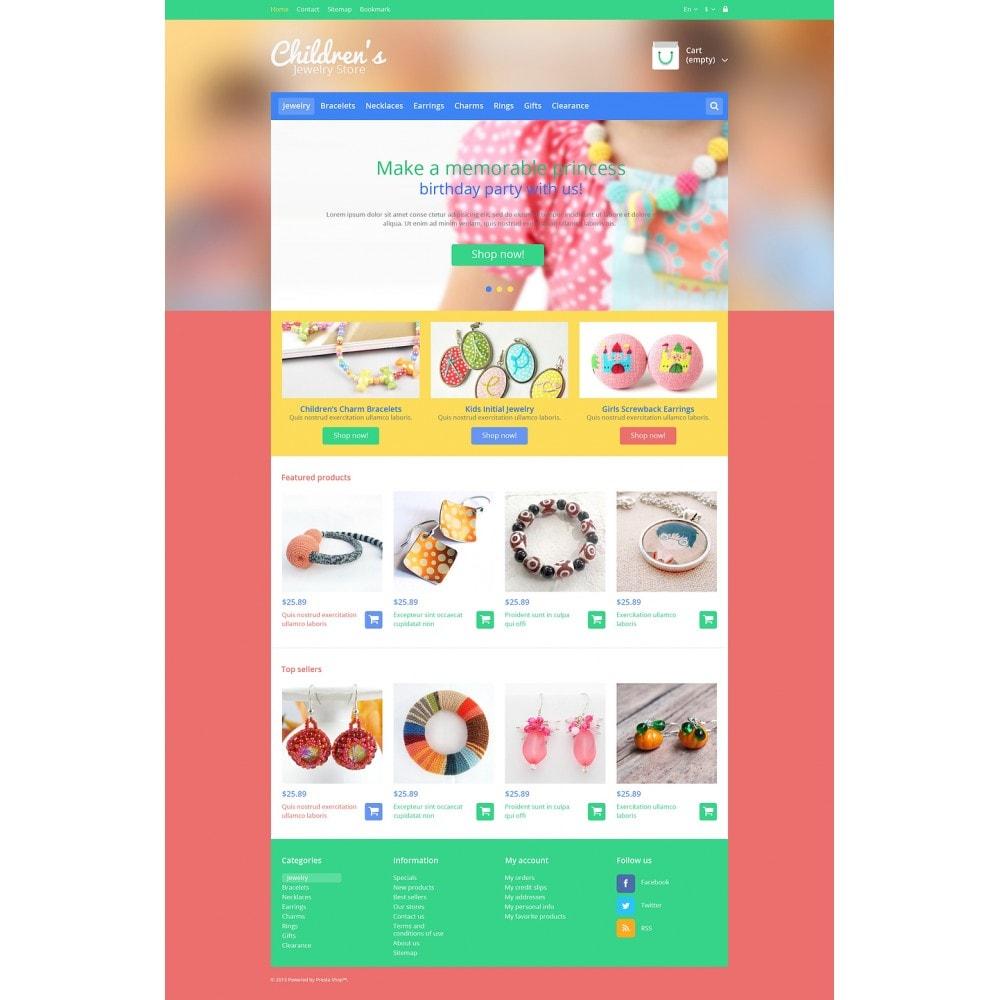 theme - Moda y Calzado - Children's Jewelry Store - 2