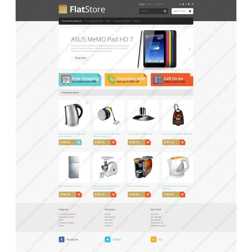 theme - Electrónica e High Tech - Responsive Electronics Store - 5