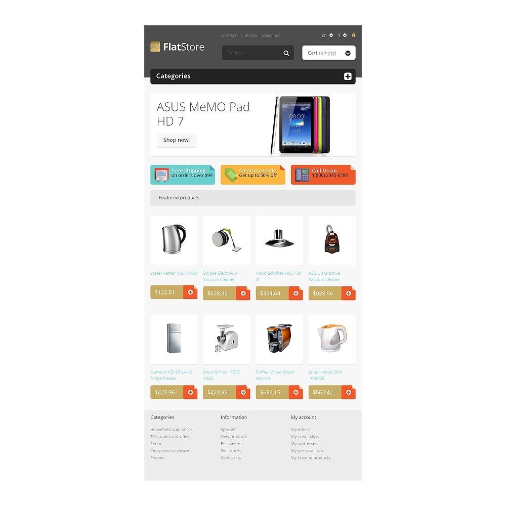 theme - Electrónica e High Tech - Responsive Electronics Store - 7