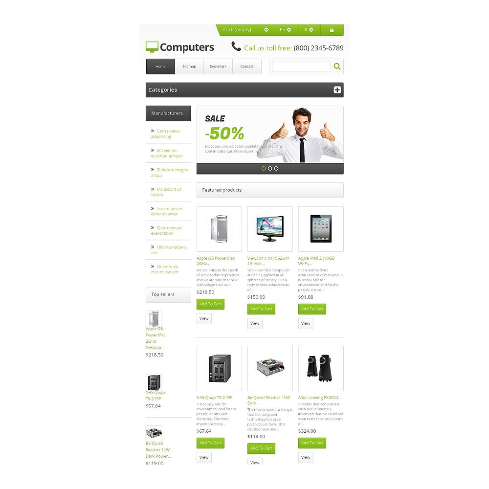 theme - Electronique & High Tech - Responsive Computers Store - 7