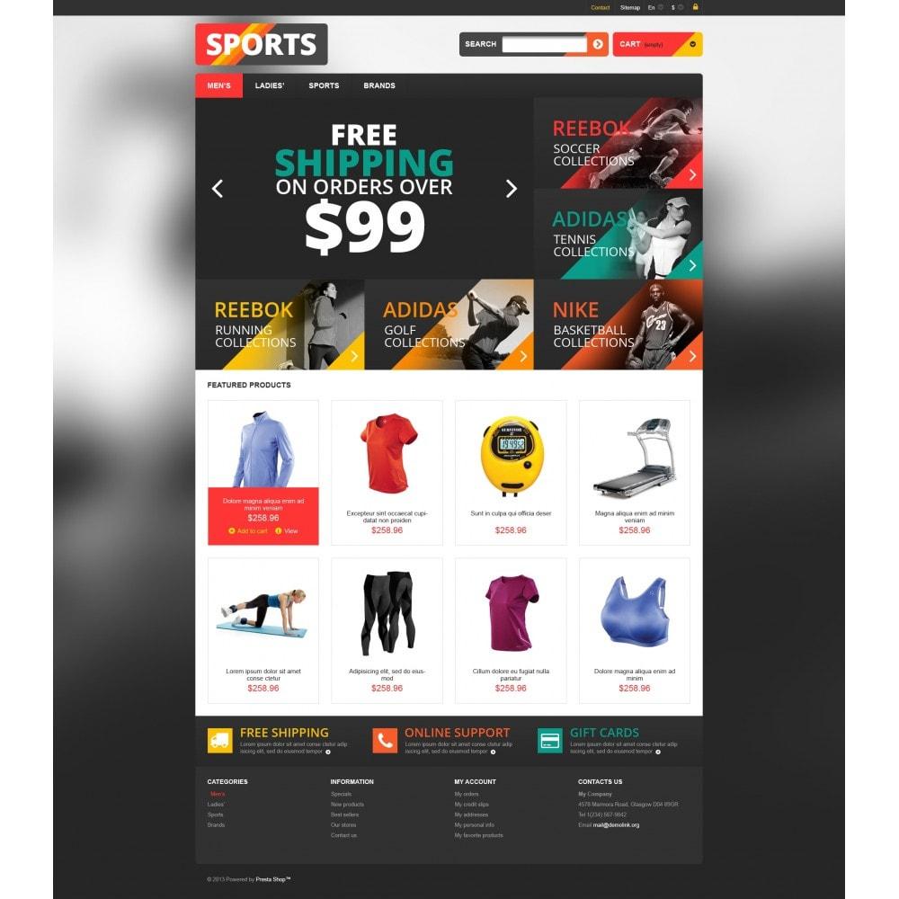 theme - Sport, Loisirs & Voyage - Responsive Sports Store - 4