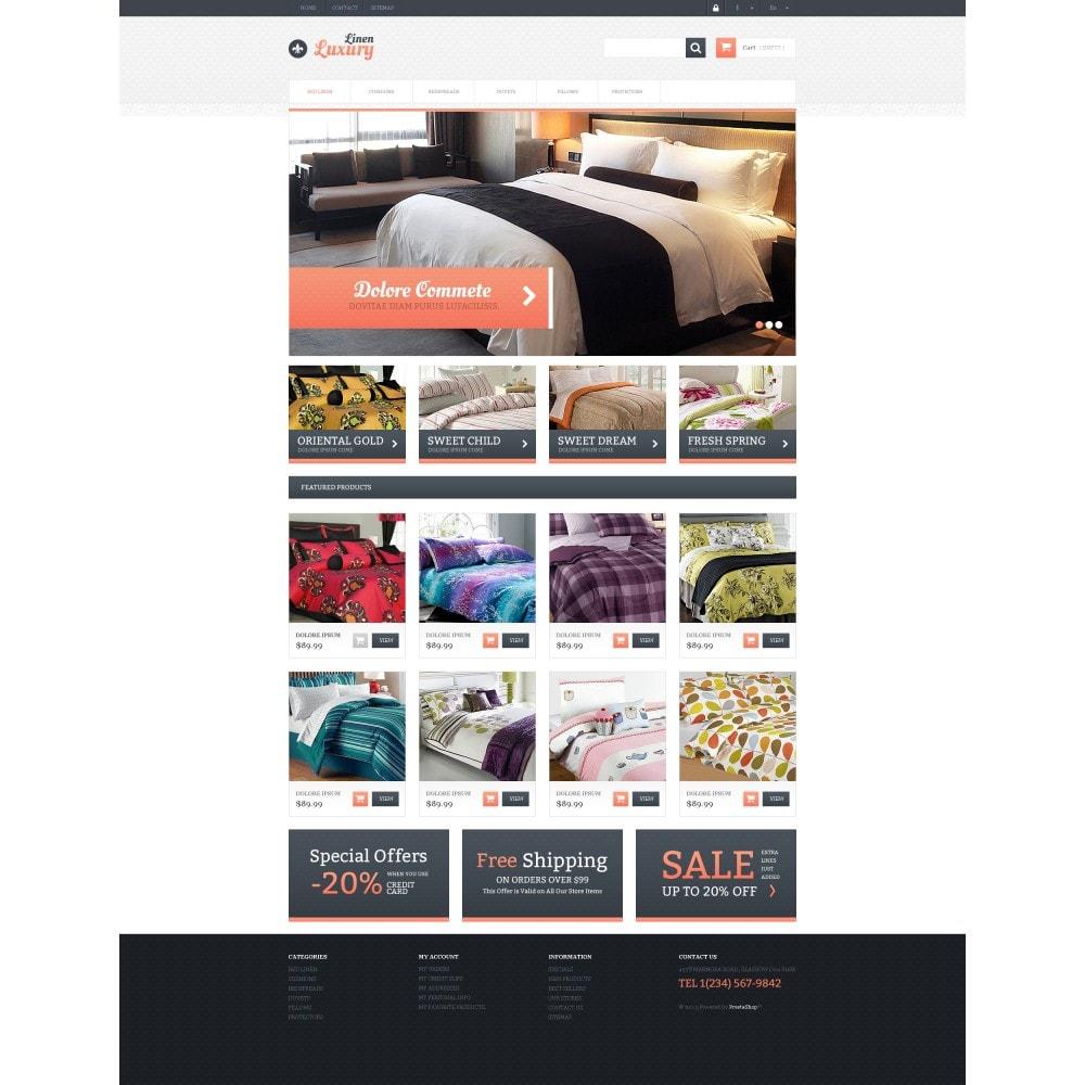 theme - Art & Culture - Responsive Linen Store - 4