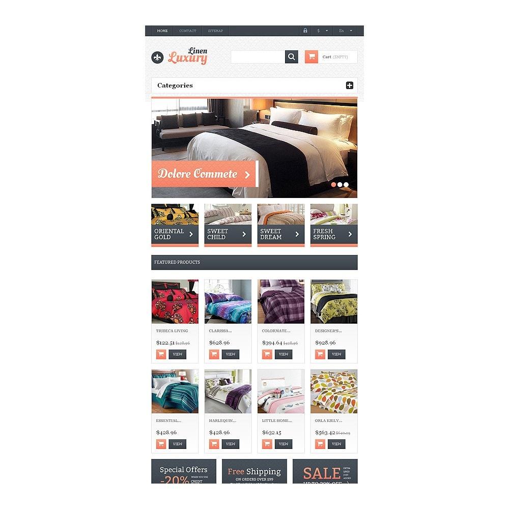 theme - Kunst & Cultuur - Responsive Linen Store - 7