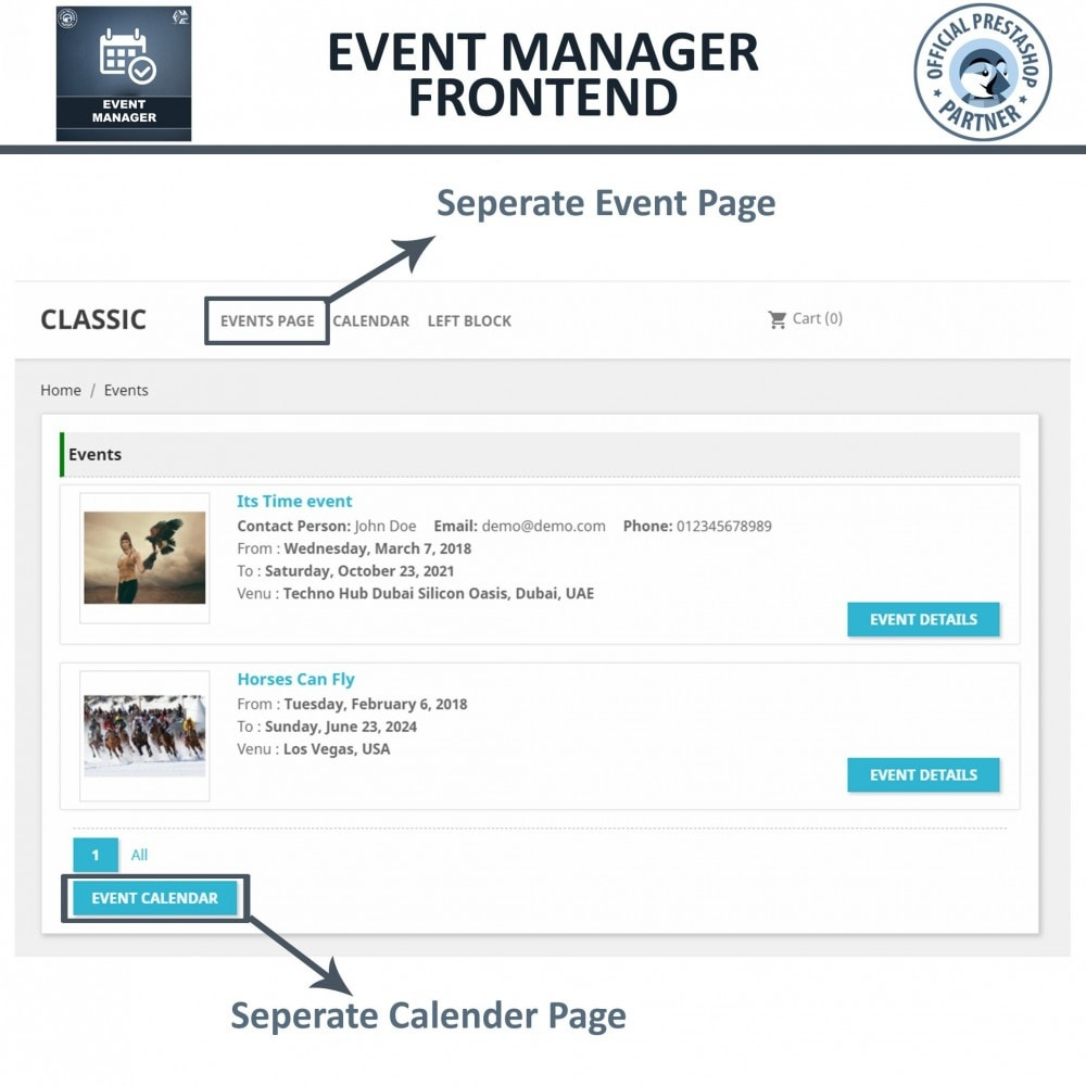 module - Аренды и бронирования - Events Manager, Create events & Sell tickets Online - 4
