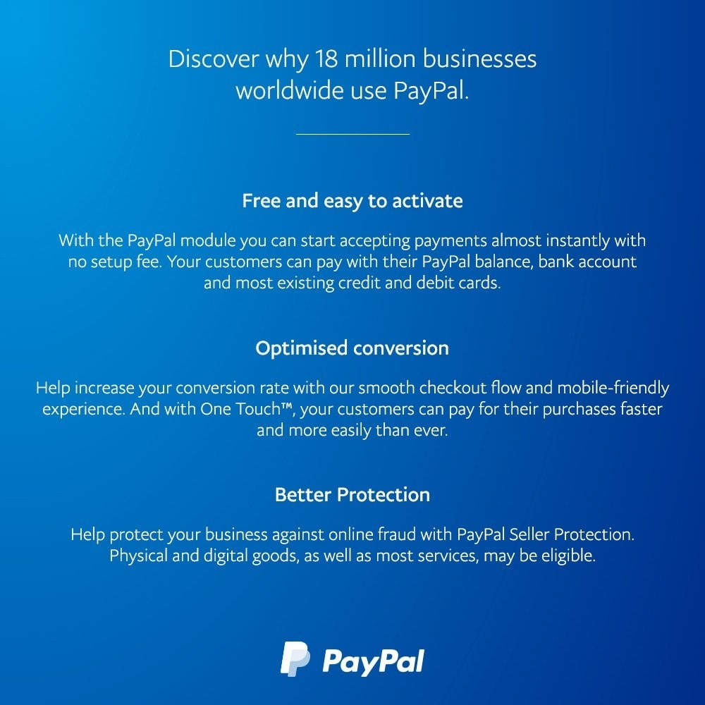module - Payment by Card or Wallet - PayPal Official - 4