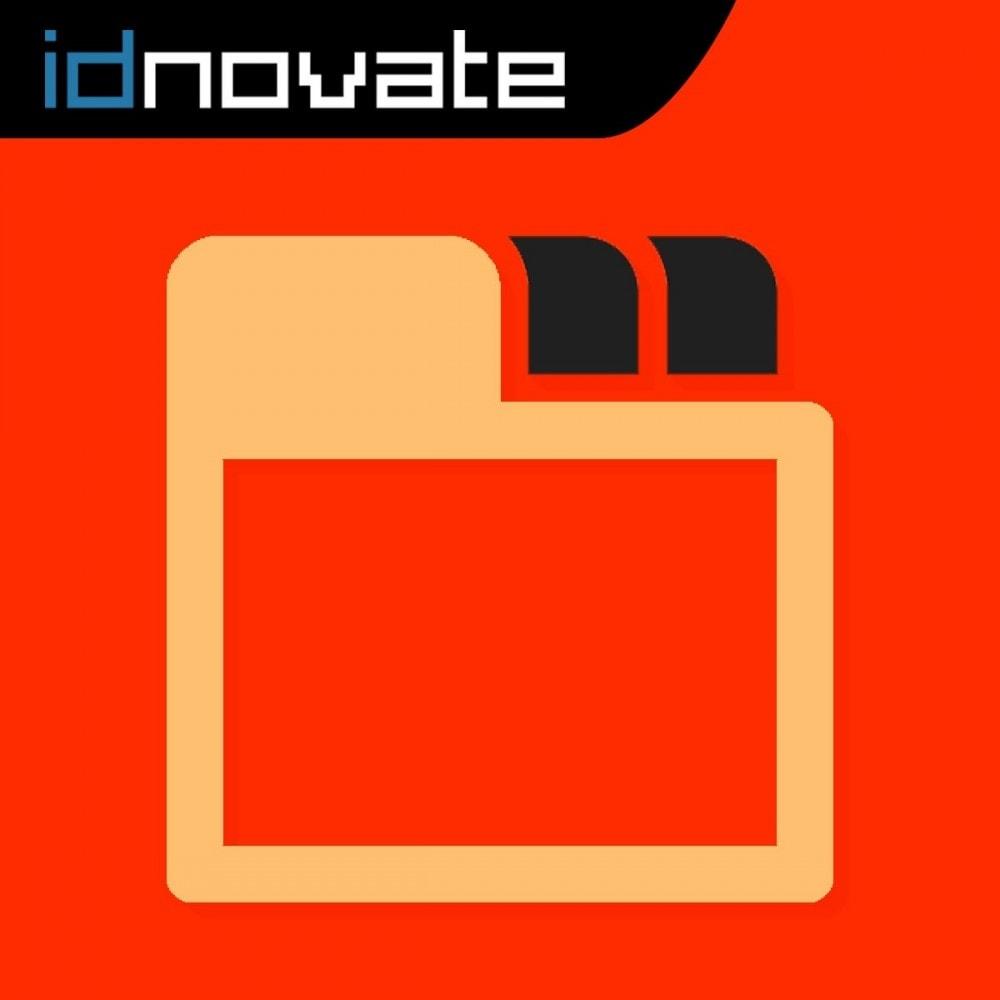 module - Personalización de la página - Color de la pestaña del navegador - Diferencia tu web - 1