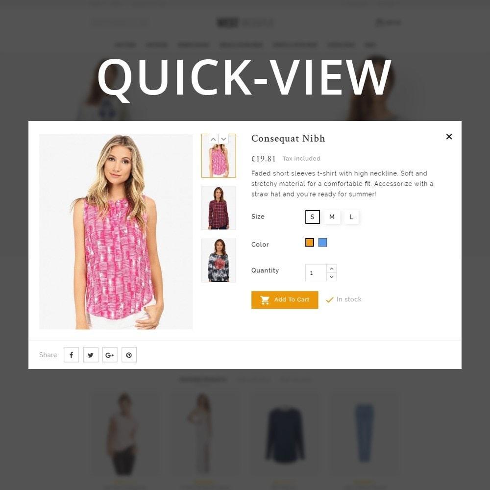 theme - Moda & Calzature - West Wooplr - Fashion Market - 12