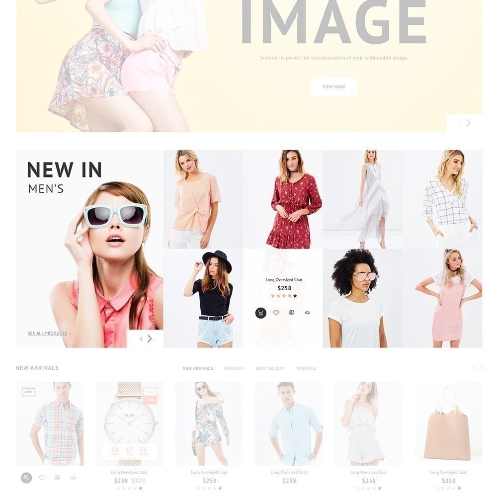 theme - Mode & Chaussures - Impresta - Fashion - 5