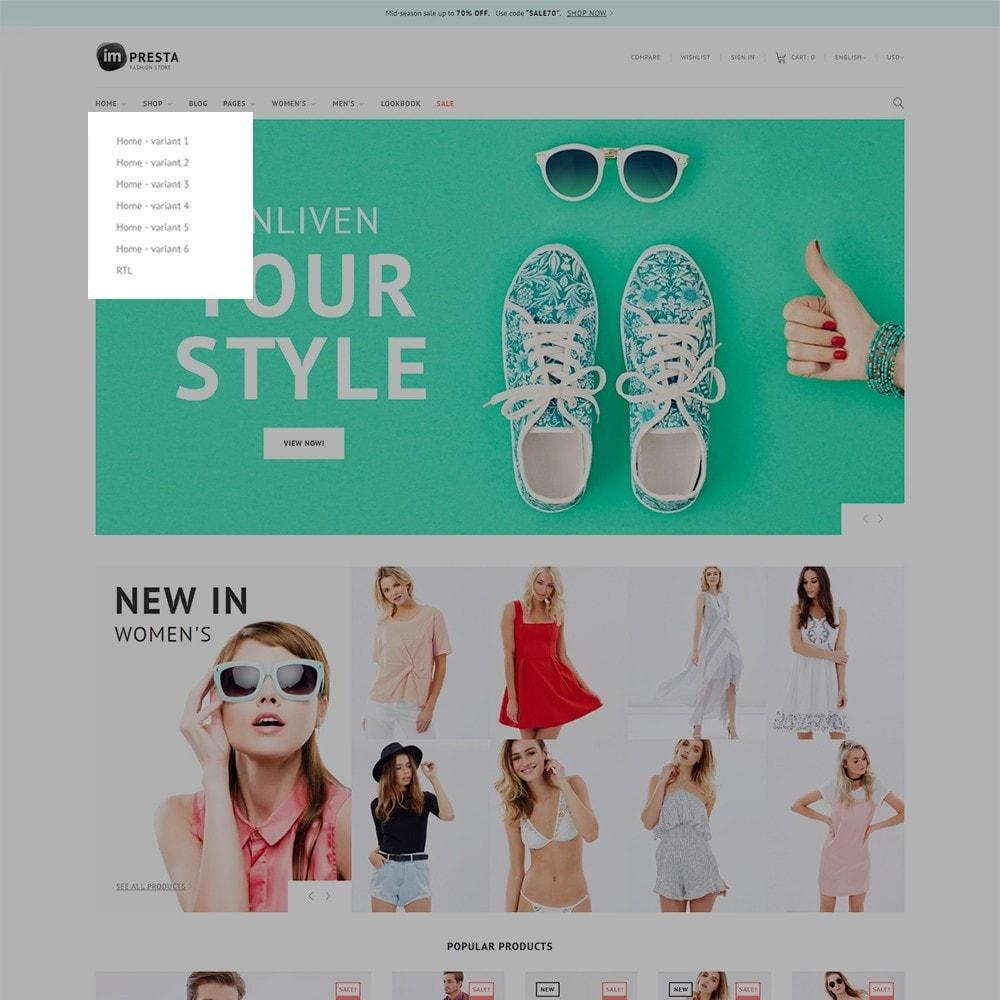 theme - Moda & Calzature - Impresta - Fashion - 7