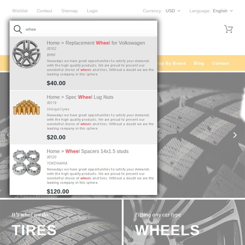 theme - Automotive & Cars - Wheelicon - 6