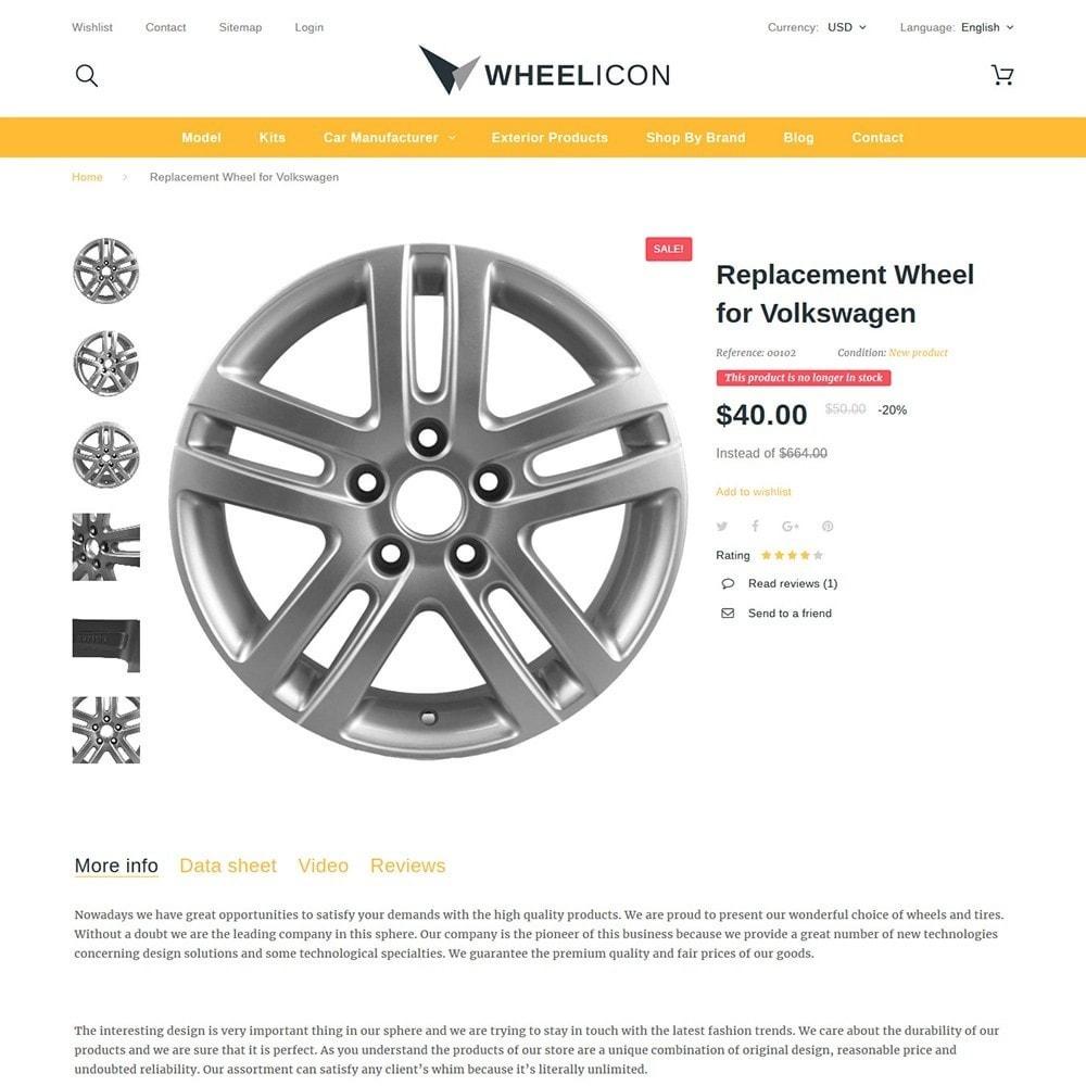 theme - Coches y Motos - Wheelicon - 3