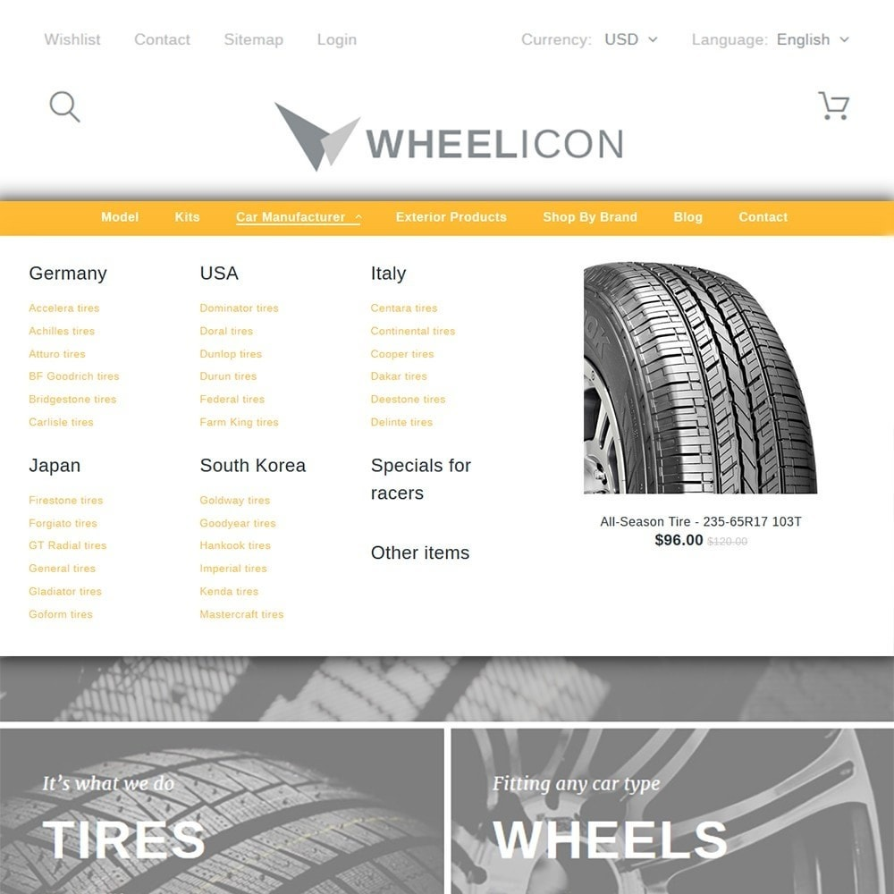 theme - Авто и Мото - Wheelicon - 4