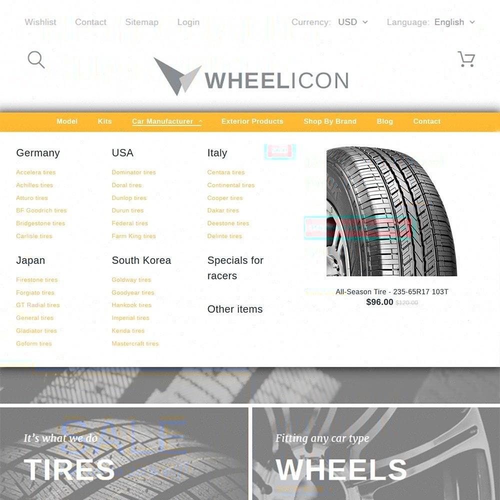 theme - Auto & Moto - Wheelicon - 4