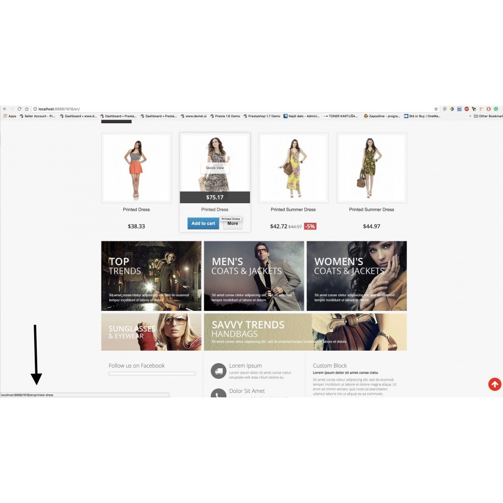 module - Gestão de URL & Redirecionamento - Pretty and Clean URL - 2