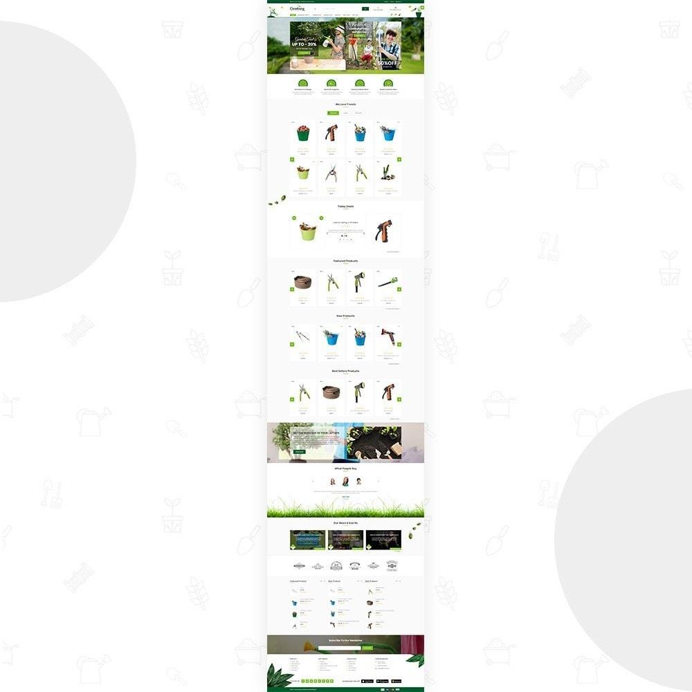 theme - Dom & Ogród - Garding Garden Tool Store - 3