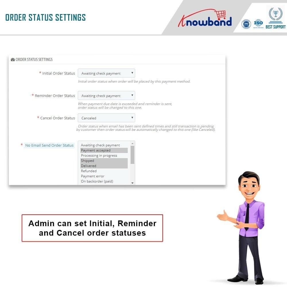 module - Paiement par Facture - Knowband - Invoice Bill Payment - 4