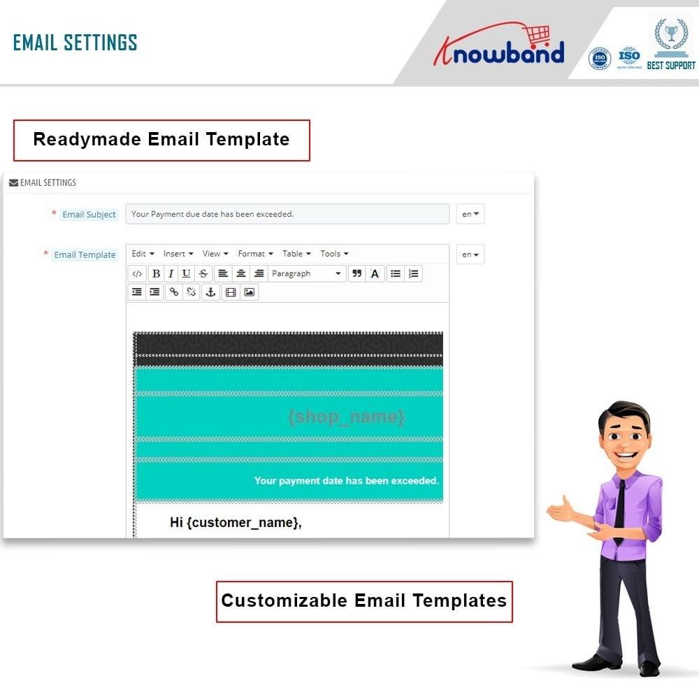 module - Paiement par Facture - Knowband - Invoice Bill Payment - 6