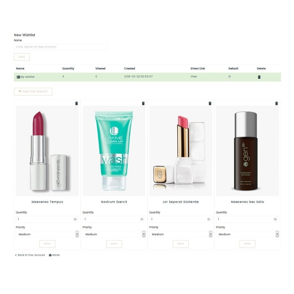 theme - Health & Beauty - Grace Cole Cosmetic Store - 10