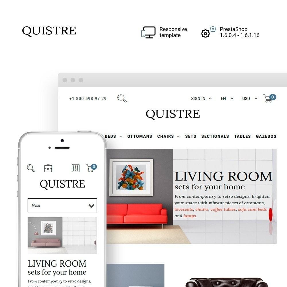 theme - Home & Garden - Quistre - Interior - 1